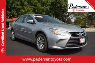 Used Toyota Camry Fort Collins Co